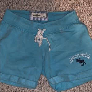 Abercrombie girls Sz S Shorts